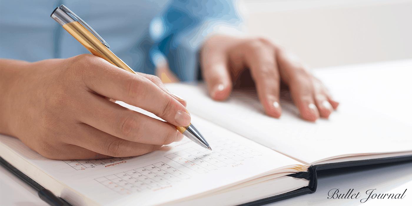 Cum devii mai productiv- Metoda Bullet Journal